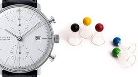 Plexiglas als Uhrenglas