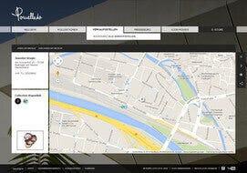 Pomellato Konzession Screenshot