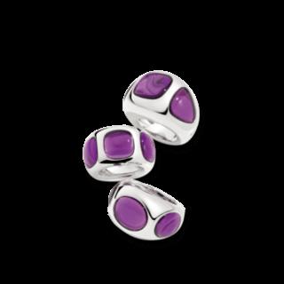 Pomellato Ring 67 Bisanzio A.B317QT/A/AI-56