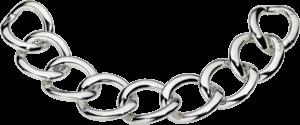 Armband Pomellato Gourmette aus 925 Sterlingsilber