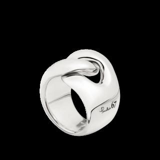 Pomellato Ring Gourmette A.B318/P/A