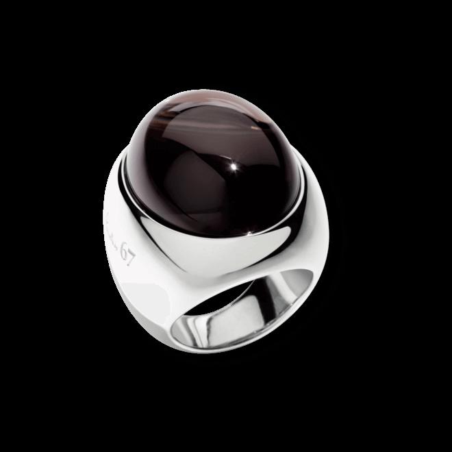 Ring Pomellato 67 aus 925 Sterlingsilber mit 1 Quarz