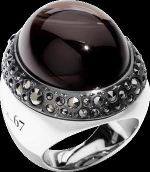 Ring Pomellato 67 aus 925 Sterlingsilber mit Edelsteinen