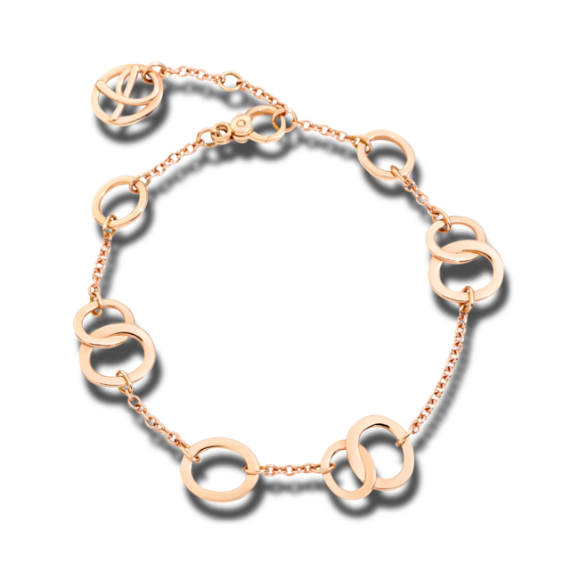 Armband Pomellato Brera aus 750 Roségold Größe 18 cm bei Brogle