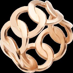 Ring Pomellato Brera aus 750 Roségold