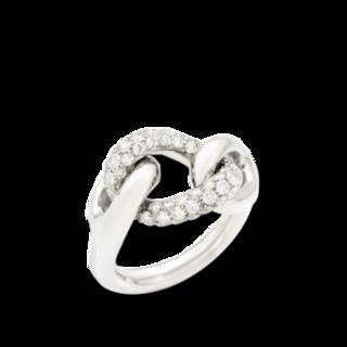 Pomellato Ring Catene Band PAC1011-O2WHR-DB000