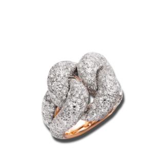 Pomellato Ring Catene PAB3060-OAWHR-DB000
