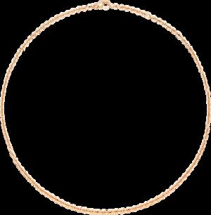 Halskette Pomellato Catena aus 750 Roségold