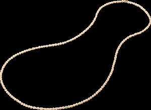 Halskette Pomellato Collane aus 750 Roségold mit 1 Brillant (0,01 Karat)