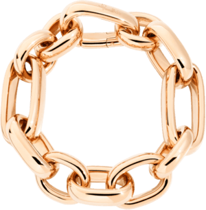Armband Pomellato Iconica aus 750 Roségold Größe S