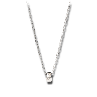 Pomellato Halskette mit Anhänger Iconica PCB7122-O2WHR-DB000