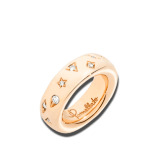 Pomellato Ring Iconica PA9106E-O7000-DB000