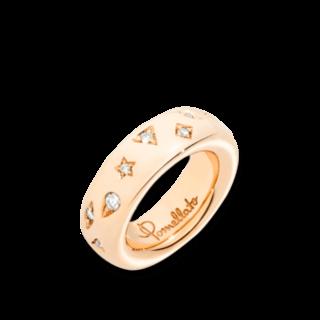Pomellato Ring Iconica PA9106E-O7000-DB000