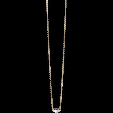 Pomellato Halskette mit Anhänger M'ama non M'ama F.B502TO7ZAAD