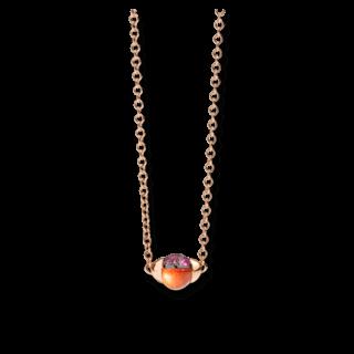 Pomellato Halskette mit Anhänger M'ama non M'ama F.B502TO7ZRGE