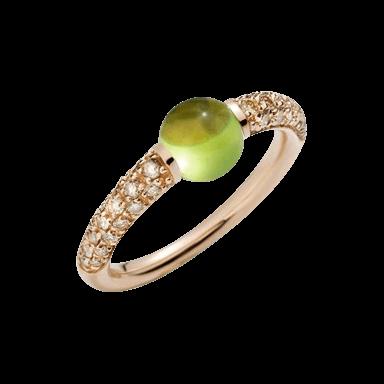 Pomellato Ring M´ama non M´ama A.B213TBRO7OE