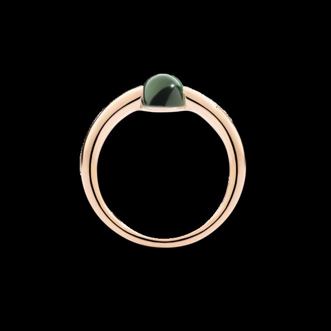 Ring Pomellato M'ama non M'ama aus 750 Roségold mit 1 Turmalin bei Brogle