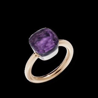 Pomellato Ring Nudo Classic Amethyst A.A110/O6/OI