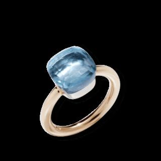 Pomellato Ring Nudo Classic Blautopas A.A110/O6/OY
