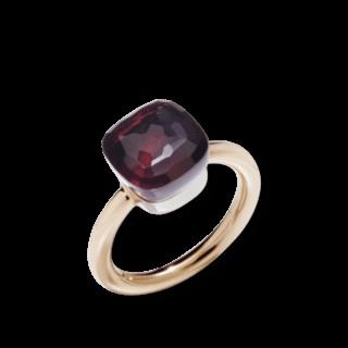 Pomellato Ring Nudo Classic Granat A.A110/OG1/O6