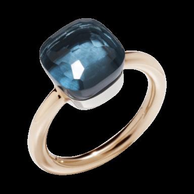 Pomellato Ring Nudo Classic London Topas A.A110/O6/TL