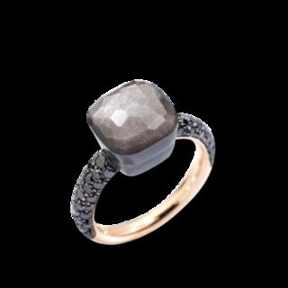 Pomellato Ring Nudo Classic Obsidian PAB9050-OT000-DBKOS
