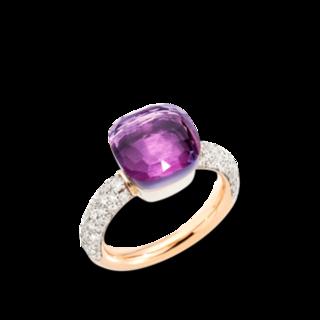 Pomellato Ring Nudo Classic PAC0040-O6WHR-DB0OI
