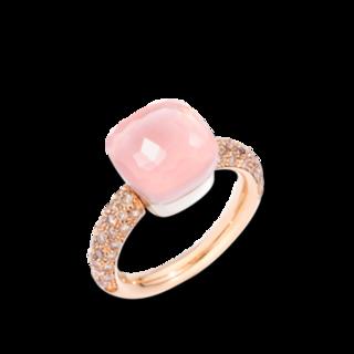 Pomellato Ring Nudo Classic Rosenquarz PAC0040-O7000-BRCQR