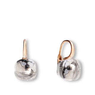 Pomellato Ohrring Nudo Classic Topas O.A107/O6/TB