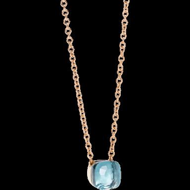 Pomellato Halskette mit Anhänger Nudo F.B601/O6/OY