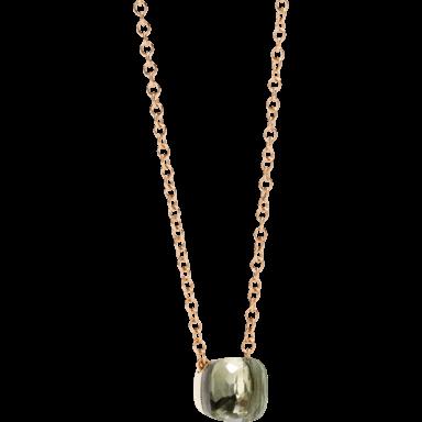 Pomellato Halskette mit Anhänger Nudo F.B601/O6/PA