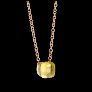 Pomellato Halskette mit Anhänger Nudo F.B601/O6/QL