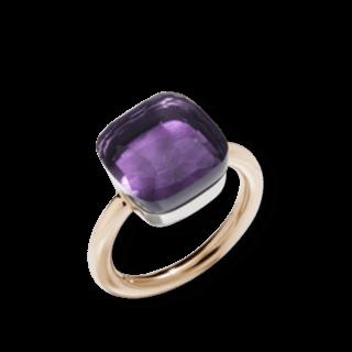 Pomellato Ring Nudo Maxi Amethyst A.B201/O6/OI