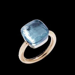 Pomellato Ring Nudo Maxi Blautopas PAB2010-O6000-000OY