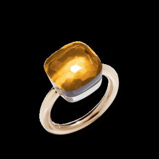 Pomellato Ring Nudo Maxi Citrin A.B201/O6/OV