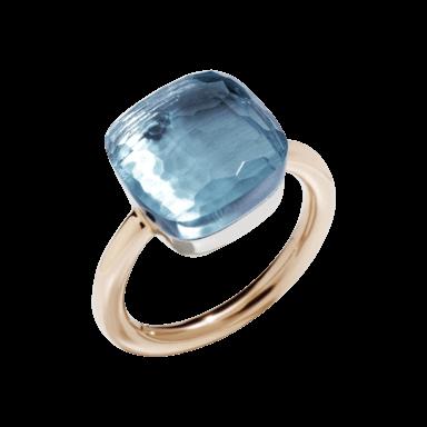 Pomellato Ring Nudo Maxi Topas A.B201/O6/OY