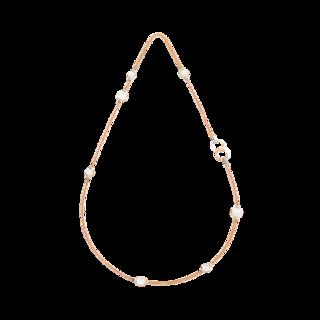 Pomellato Halskette Nudo mit Diamanten PCB9050-O6000-BTBMP