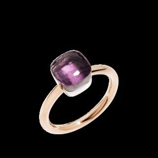 Pomellato Ring Nudo Petit Amethyst PAB4030-O6000-000OI