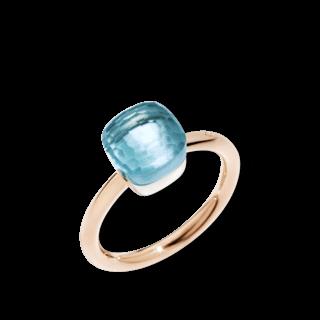 Pomellato Ring Nudo Petit Blautopas A.B403/O6/OY