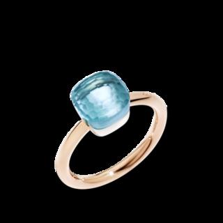 Pomellato Ring Nudo Petit Blautopas PAB4030-O6000-000OY