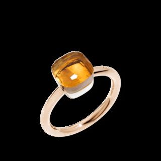 Pomellato Ring Nudo Petit Citrin A.B403/O6/OV