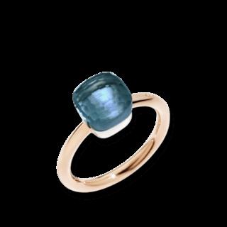 Pomellato Ring Nudo Petit London Topas A.B403/O6/TL