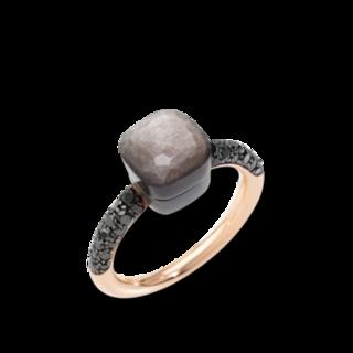 Pomellato Ring Nudo Petit Obsidian PAB7040-OT000-DBKOS