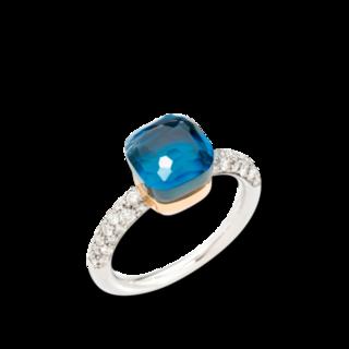 Pomellato Ring Nudo Petit A.C016B9O6TTU