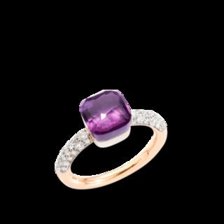 Pomellato Ring Nudo Petit PAB7040-O6WHR-DB0OI