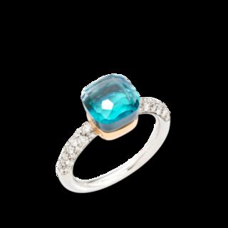 Pomellato Ring Nudo Petit PAB7040-O6WHR-DB0OY