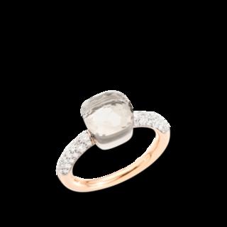 Pomellato Ring Nudo Petit PAB7040-O6WHR-DB0TB
