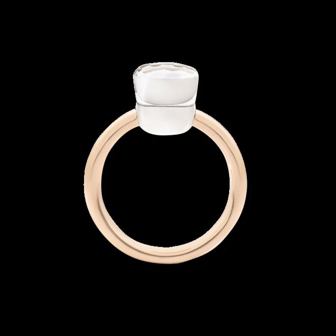 Ring Pomellato Nudo Petit Topas aus 750 Roségold und 750 Weißgold mit 1 Topas bei Brogle