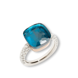 Pomellato Ring Nudo A.B401/B9O6TL