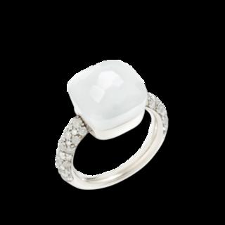 Pomellato Ring Nudo PAB4011-O2000-DBXAD